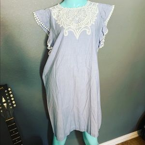 Loft Ann Taylor Dress Adorable and girly XL